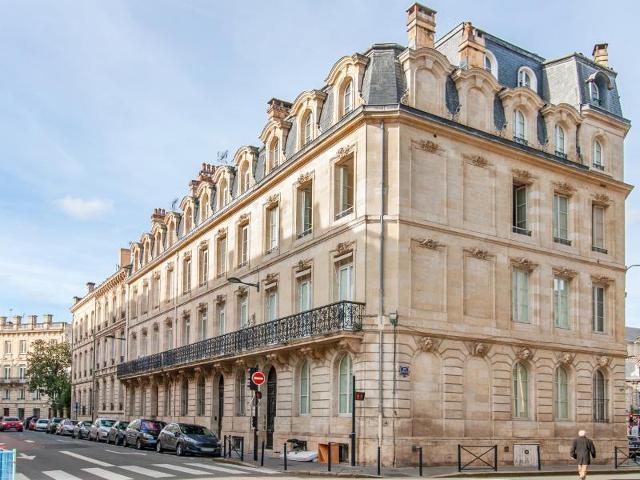 Bordeaux Jardin Public Appartement