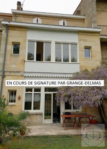 BORDEAUX Saint-Paul Maison